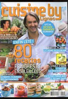 cuisine by cyril lignac