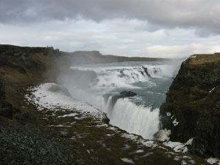 Islande Gulffoss
