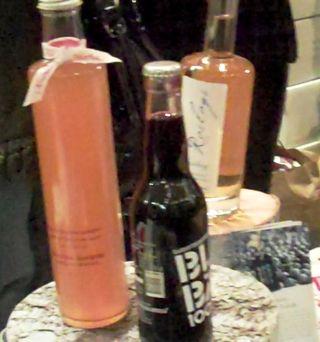 boisson pomme myrtille