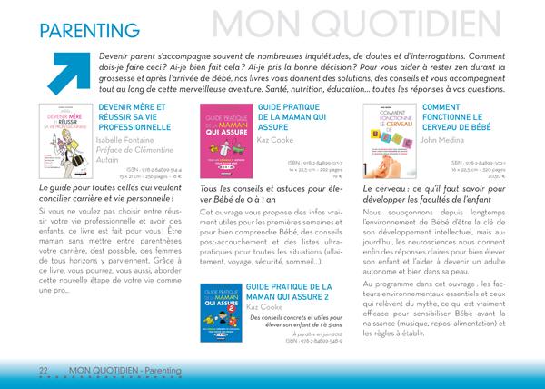 Catalogue LEDUCS 2012_Quotidien