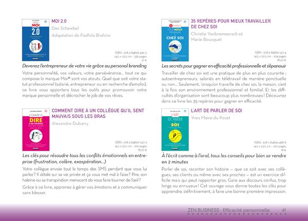 Catalogue LEDUCS 2012_ZenBusiness