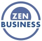 Zen Business - bleu