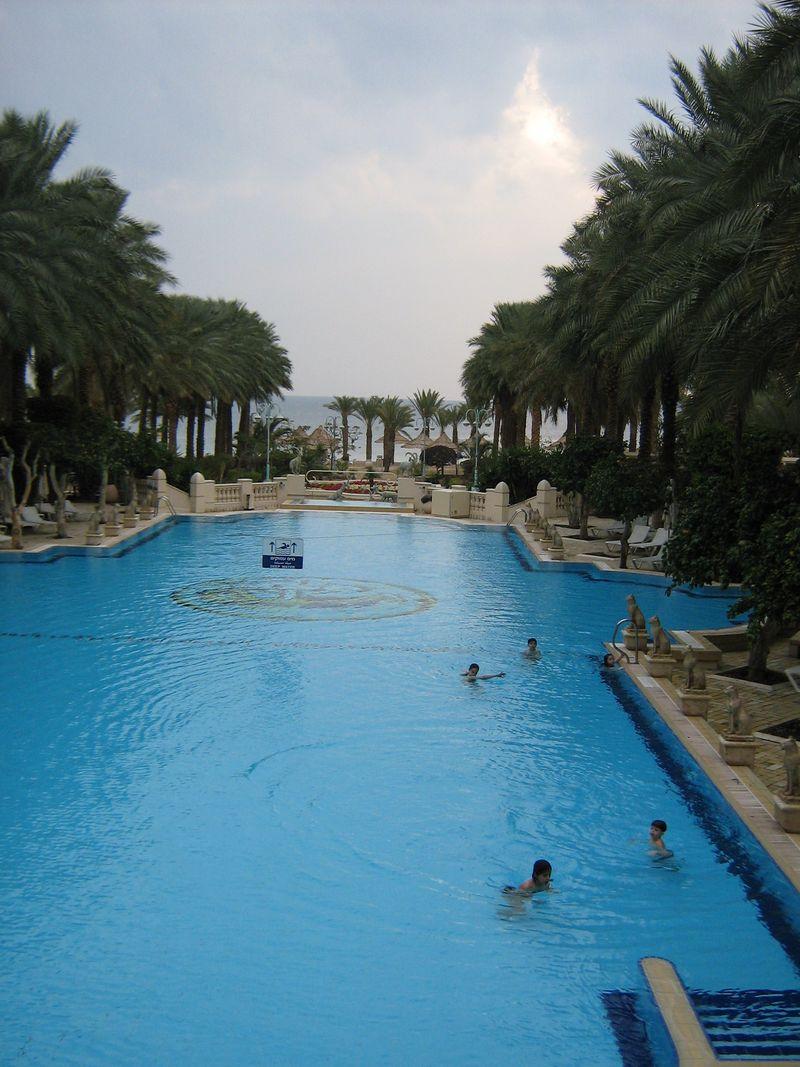Piscine hotels luxe