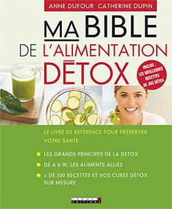 Ma bible de l'alimentation détox _c1