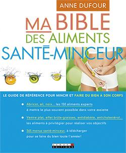 Ma Bible des aliments santé-minceur_c1