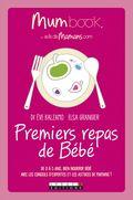 Premiers repas de Bébé - Mum Book_c1