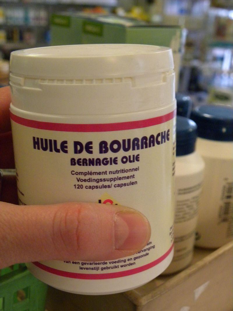 HV bourrache