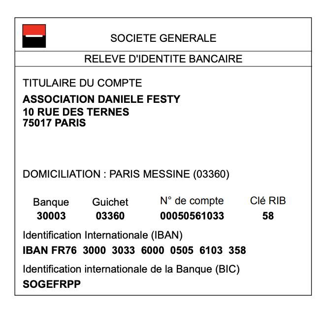 RIB Association Daniele Festy